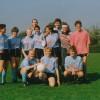 Teamfoto vvv Diva '83, jaren '90, 3e klasse Noord