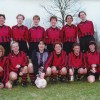 Teamfoto vvv DIVA '83 begin jaren '00