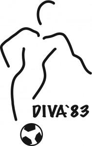 Logo van DIVA '83 in Groningen